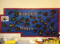 'Autumn Leaves' - Class 1