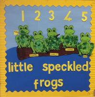 'Little Speckled Frogs'