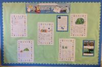 'Stop Plastic Pollution' - Class 5