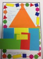 Aut 1: Using shapes to make a picture.