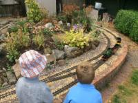 Aut 1: Our Local Area - visiting model railway in Wood Lane.