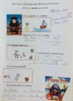Aut 1: Sequencing a 'Pirate' Story.