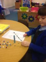 Aut 2: Partitioning numbers to 20 using Dienes.
