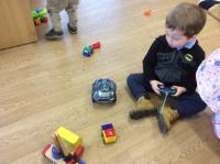 Aut 1: Exploring computing equipment - using remote controlled cars.
