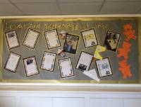 Design and Technology in Year 1