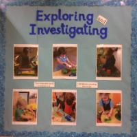 Exploring and Investigating