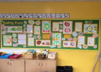 Healthy Fruits - Class 8