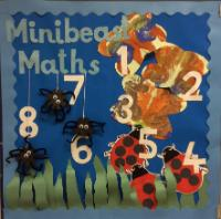 Minibeast Maths