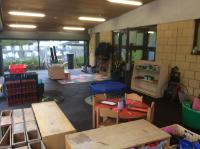 50 Nursery (3 and 4 year old outdoor provision) - under the awning