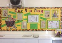 Our 5 a day - Class 8