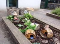 53 Nursery (3 and 4 year old outdoor provision) - Story Garden