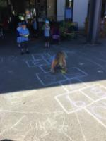 Sum 2: Jumping on Hopscotch numbers.
