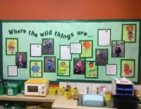 Where the Wild Things are - Class 2