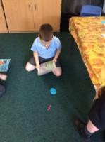 Sum 2: Investigating forces - flapping fish!