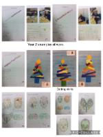 Year 2 - Examples of Work